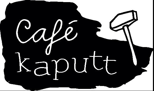 Logo: Café kaputt