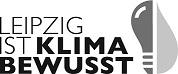 Logo: Leipzig ist klimabewusst